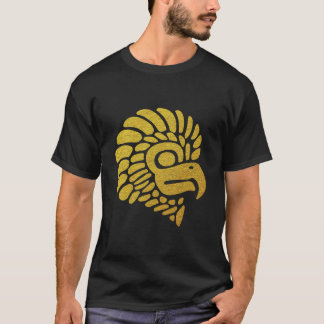 Gold Mexican Eagle T-Shirt