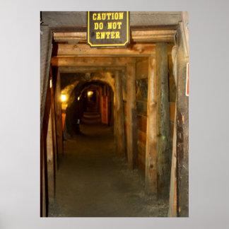 Gold Mine Poster