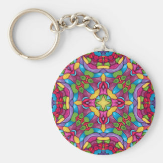Gold Miner Colorful Keychains