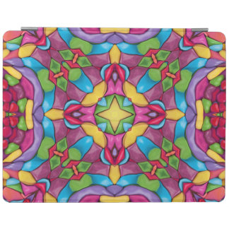 Gold Miner Kaleidoscope iPad Smart Covers iPad Cover