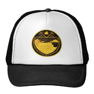Gold Miners Trucker Hat