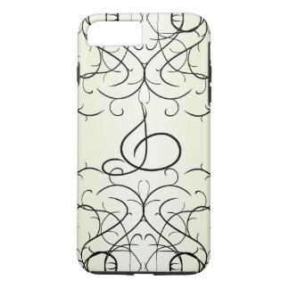 Gold Musical Music Ornate Musicians CricketDiane iPhone 7 Plus Case