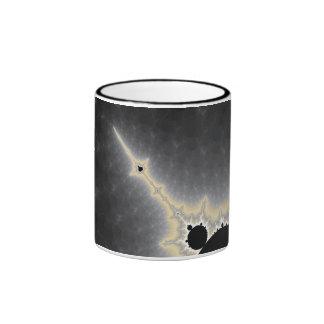 Gold Needle in Mercury Mug