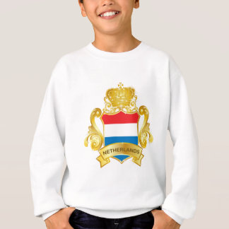 Gold Netherlands Sweatshirt