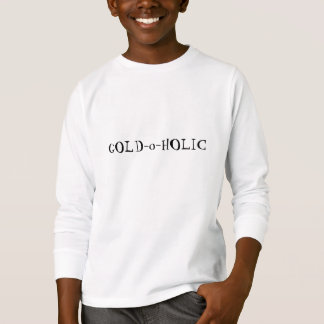 gold o holic children label-freely ComfortSoft® T-Shirt