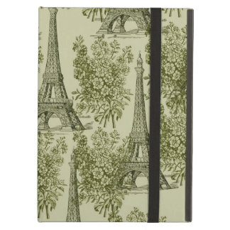 Gold Paris Cover For iPad Air