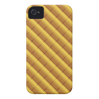 Gold Pattern iPhone 4 Cases