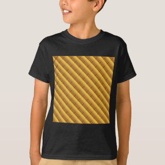 Gold Pattern T-Shirt