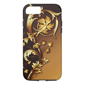 Gold plant Case-Mate* Tough iPhone 7 Case