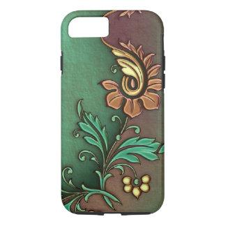 Gold plant** Case-Mate* Tough iPhone 7 Case
