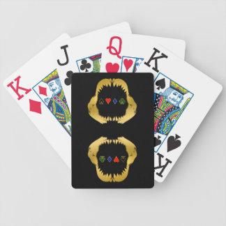 Gold Poker Shark Cards