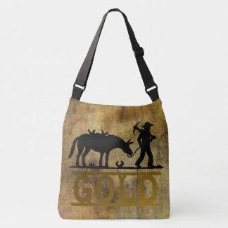 Gold Prospecting Crossbody Bag