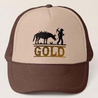 Gold Prospector. Trucker Hat