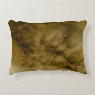 """Gold Rain for Danaë"" Decorative Pillow"