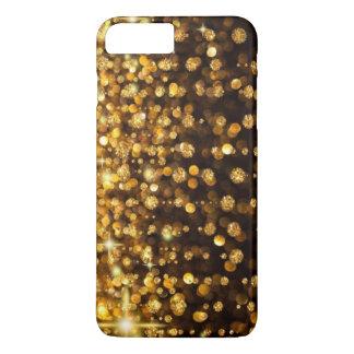 Gold Rain iPhone 7 Plus Case