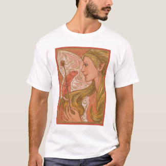 Gold Rat Fairy Shirt