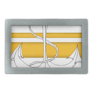 gold rear admiral, tony fernandes belt buckle