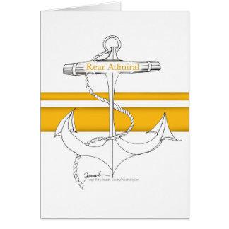 gold rear admiral, tony fernandes card