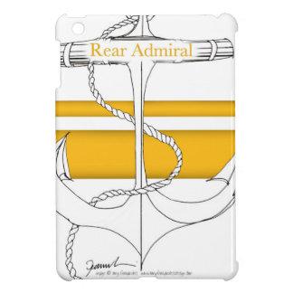 gold rear admiral, tony fernandes iPad mini cover