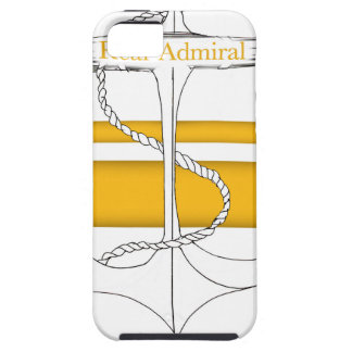 gold rear admiral, tony fernandes iPhone 5 cover