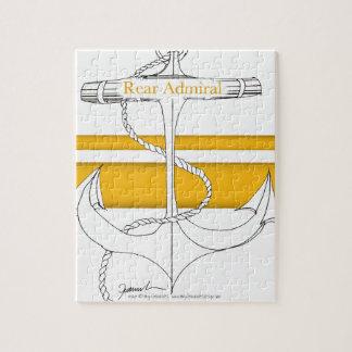 gold rear admiral, tony fernandes jigsaw puzzle