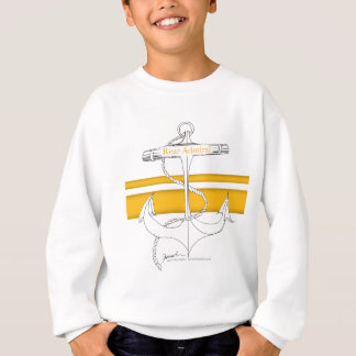 gold rear admiral, tony fernandes sweatshirt