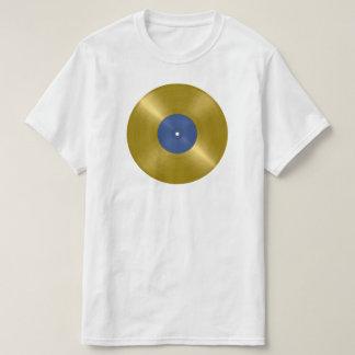 Gold Record Album T-Shirt