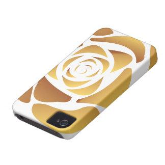 Gold Rose Case iPhone 4 Case-Mate Cases