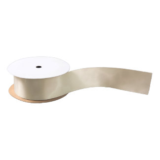 Gold Rose Marble Satin 1.5 Satin Ribbon