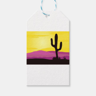 Gold rush : Mexicana gold Sunset II Pack Of Gift Tags