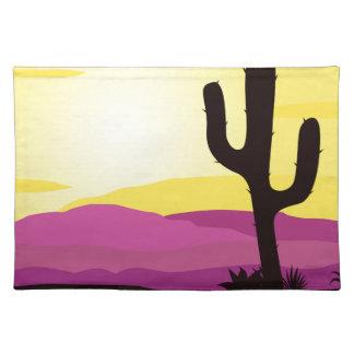 Gold rush : Mexicana gold Sunset II Place Mat