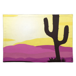 Gold rush : Mexicana gold Sunset II Placemat