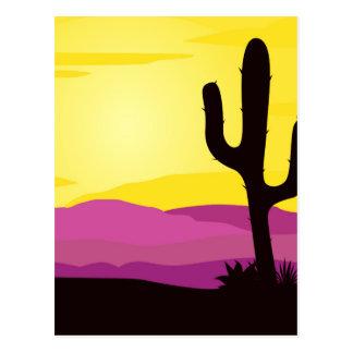 Gold rush : Mexicana gold Sunset II Postcard