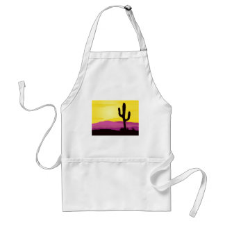 Gold rush : Mexicana gold Sunset II Standard Apron
