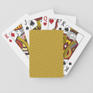 gold rush playing cards