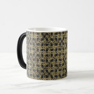 Gold Scratch Golden Modern Glamour Unique Elegant Magic Mug