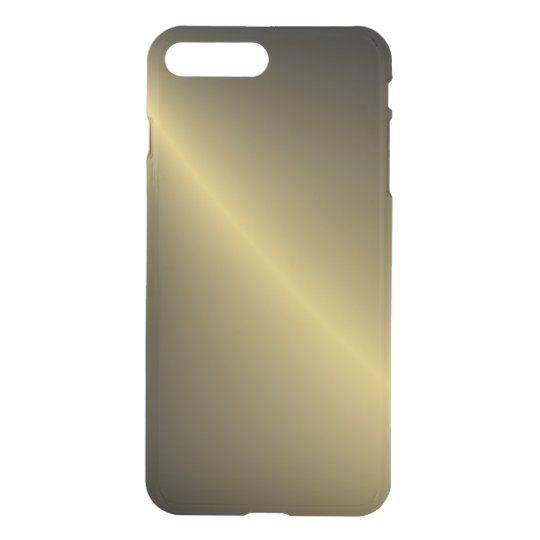Gold Shaded iPhone 7 Plus Case