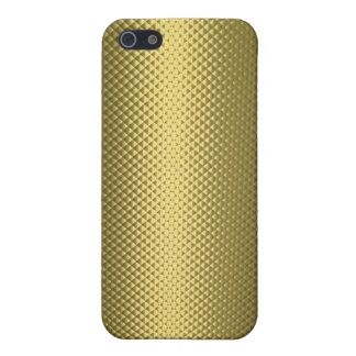 Gold shimmery iphone cover case for iPhone 5/5S
