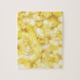 Gold Shiny Luxury Jigsaw Puzzle