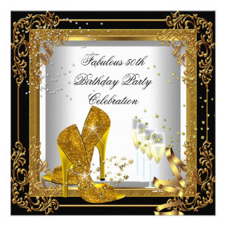 High Heel Birthday Party Invites, 1,900+ High Heel Birthday Party