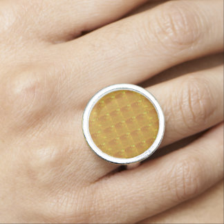 GOLD Sparkle Jewel Love Romance nvn247 Dating Ring