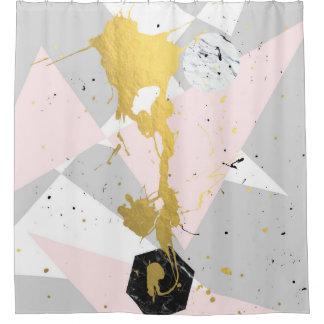 Gold Splatter