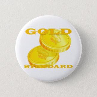 Gold Standard 2 Inch Round Button