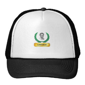 gold standard lincoln trucker hat