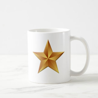 Gold Star Congratulations Mug