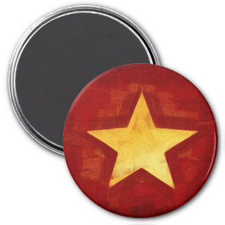 gold star magnet