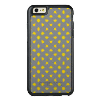 Gold Star with Grey Background OtterBox iPhone 6/6s Plus Case