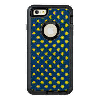 Gold Star with Navy Background OtterBox iPhone 6/6s Plus Case