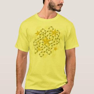 Gold Stars & Barbs T-Shirt