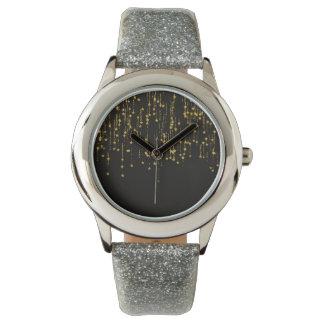 Gold Stars - Custom shirubaguritsuta Watch